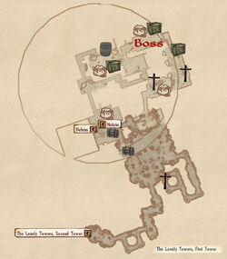 Lonely Tower1 map