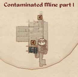 Contaminated mine map1