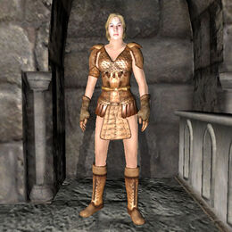 Mine Armor Female