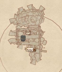 Morthul Shaft2 map
