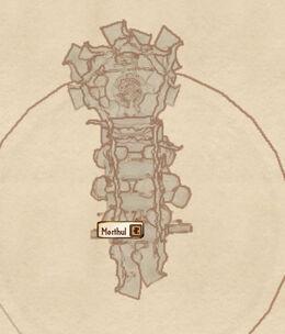 Morthul Shaft1 map