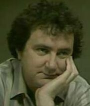 Maxwell Ramsay (1940-) in 1986.