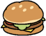 Cushion burger