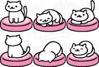 PoseSheet PinkCushion