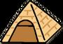 Tent pyramid