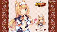 NEKOPARA Vol. 2 Artwork 5
