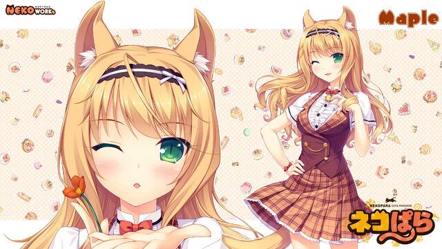 File:Maple NEKOPARA Vol 1 Artwork 6.jpg