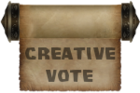 Award-Creative Vote