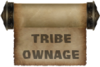 Award-Tribe Name Ownage