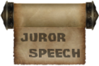 Award-Juror Speech