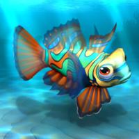 File:FISHR Orange Mandarinfish.png