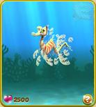White Seadragon