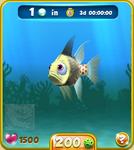 White Pajama Fish