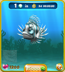 Blue Lionfish