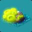 SPC Lime Mushroom Cap Rock