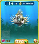 Yellow Lionfish