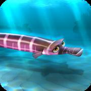 FISHR Pink Trumpetfish