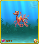 Pink Seadragon