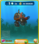 Black Clown Frogfish
