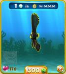 Yellow Dusky Batfish