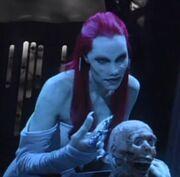 Wraith Queen Keeper (Stargate)