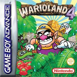 Wario Land 4 Coverart