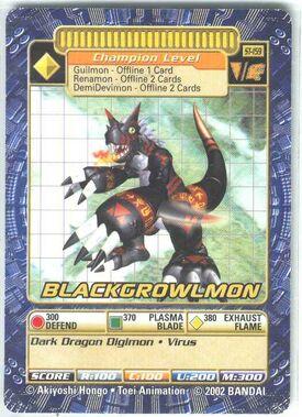 BlackGrowlmon