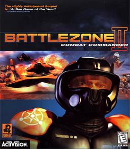 Battlezone II - Combat Commander Coverart