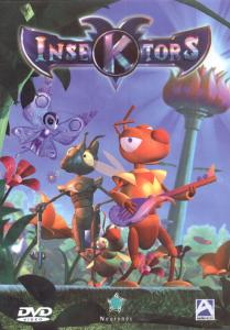 Insektors DVD Cover