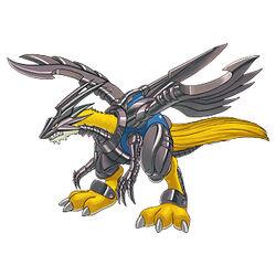 Raptordramon