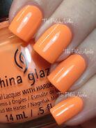 China Glaze Sun Of A Peach 1