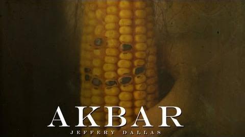 JEFFERY DALLAS - Akbar