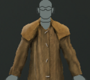 Hide Long Coat