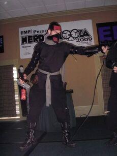 Shinobi at NAPSE2009