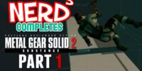 Nerd³ Completes/Metal Gear Solid 2 VR Missions
