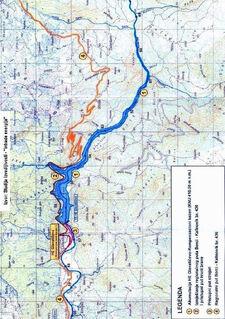 HE Glavaticevo - Topo Mapa brane i jezera iz Nas pogled od Zeleni-Neretva