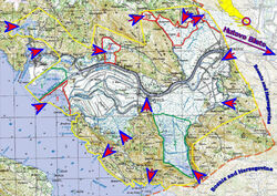 Proposed Nature Park of Neretva Delta