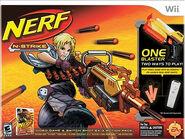 Nerf toy aisle