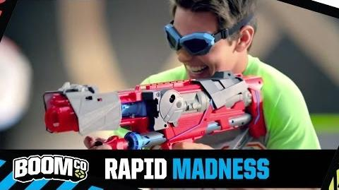 Rapid Madness™ - Trailer - BOOMco.