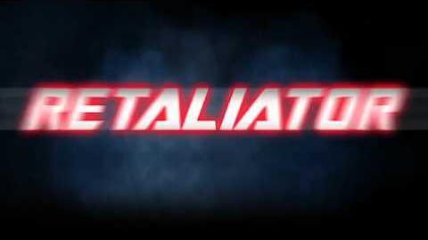 Nerf N-Strike Elite RETALIATOR