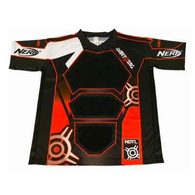 Official Competition Jersey (Large Orange)
