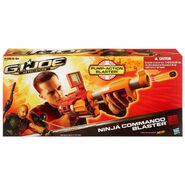 Ninja commando blaster package