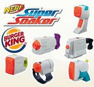 SuperSoakerBurgerKingCollection