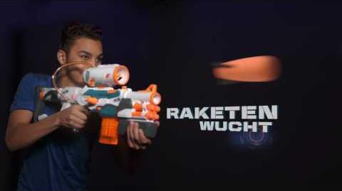 "NERF Deutschland - TV-Spot ""N Strike Elite Modulus Tri Strike"""