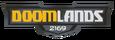 DoomLands logo