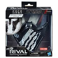 Phantom corps face mask package