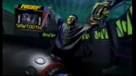 Nerf Commercial (Max Force) 1994
