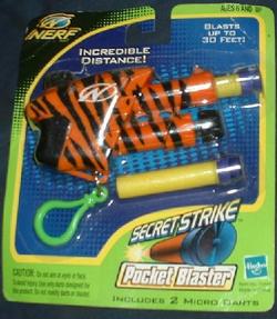 SecretStrikePocketBlaster