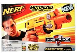 Nerf barricade - 01