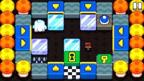 Gloomy Cave level 10